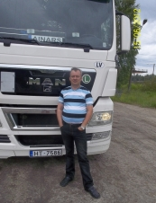 Ainars 51 y.o. from Latvia