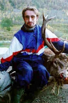 Lars Magne La Crescenta-Montrose